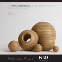 Hi-RES walnut diffuse