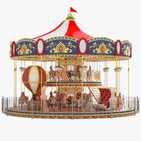 maya carrousel