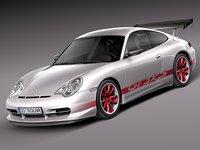 porsche 911 gt3 3d 3ds