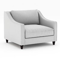 3d chair 03 model