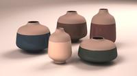 Lugano Vases