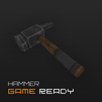 3ds ready hammer