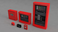 Fire Alarm Modul Colletion