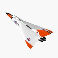 3d model mk1 arrow