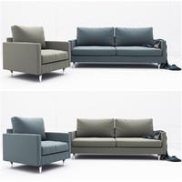 3ds max liam sofa