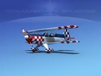 acro sport biplane ii 3d 3ds