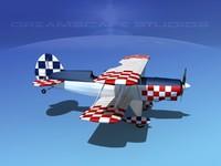 dxf acro sport biplane ii