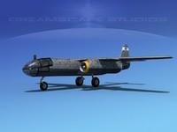 arado ar blitz bomber 3d max