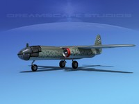 arado ar blitz 3d model