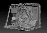capsule navigation obj