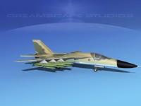 3d bomber fb-111