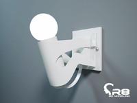 3dsmax creative lamp