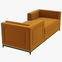 raconteur sofa 3d model