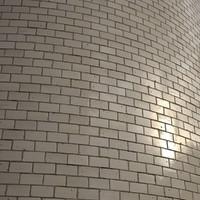 Glaze Bricks Texture & Max Scene