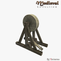 3d model ready medieval