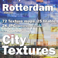 DBuzzi Holland Rotterdam Textures