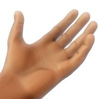 3d model male hands