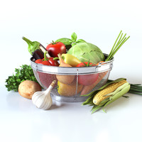 vegetables basket max