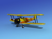 tiger moth 3d 3ds