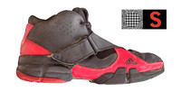 boots scan 3d obj
