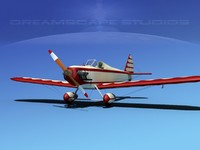 propeller bowers fly baby 3d dwg