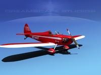 propeller bowers fly baby 3d model