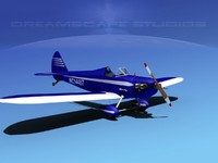 3d max propeller bowers fly baby