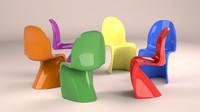 Panton Chair Vitra