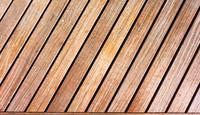Tex Lijnbaan Wood Bench