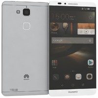 huawei ascend mate 7 3d model