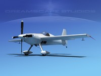extra flugzeugbau ea300 300s 3d 3ds