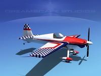 extra sport flugzeugbau ea300 3d 3ds