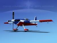 3dsmax extra sport flugzeugbau ea300
