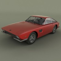 1965 tvr trident 3d 3ds