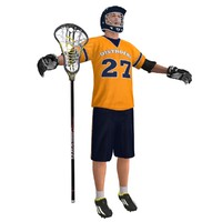 lacrosse player max