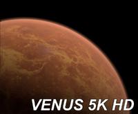 c4d planet venus