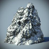 maya snow rock