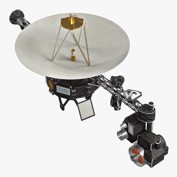 voyager 1 model - photo #4