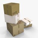 box 3D models