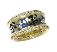 3ds max gold ring enamel diamonds