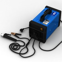 3d welding machine model