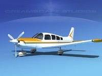 Piper Cherokee Six 260 V02