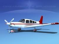 max propeller piper cherokee 260