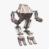 max robot mech warrior