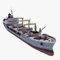 boris chilikin class fleet 3d model
