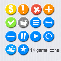 Game icon Pack1