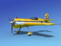 sukhoi su-26 aerobatics 3d dwg