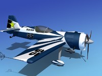 lwo sukhoi su-26 aerobatics