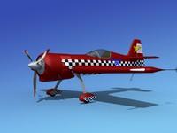 obj sukhoi su-26 aerobatics