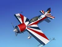 max sukhoi su-26 aerobatics